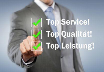 Service & Qualität